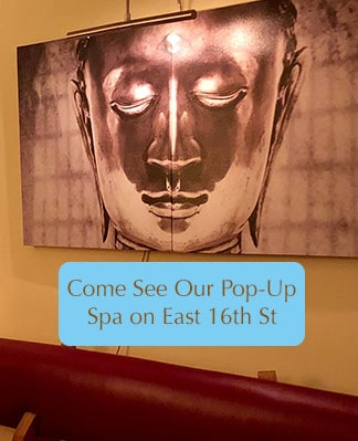 Come See The Ohm Spa Pop-Up Spa