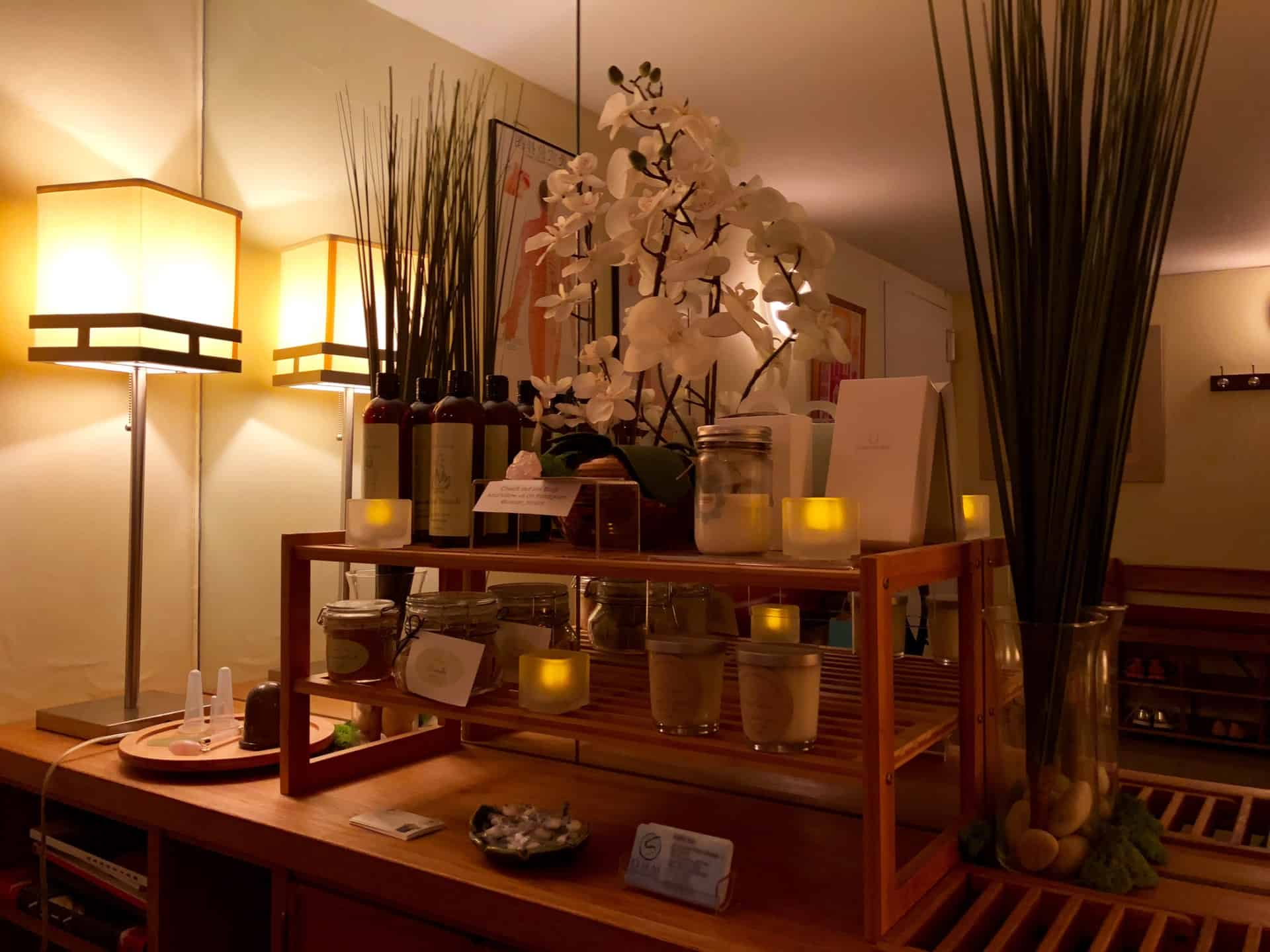 Ohm Spa - Spa Services & Packages - Massage & Facial Treatments