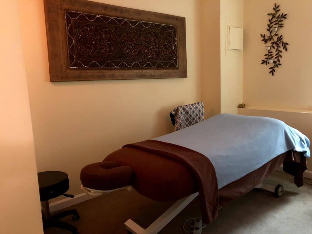 Massage Therapy At Ohm Spa The Best Massage In New York